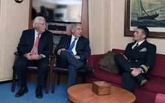 _DSC4618 (U.S. Embassy Jerusalem) Tags: ussrosds friedman bibi netanyahu ambassador pm prime tammy sara ddg71 ashdod israel