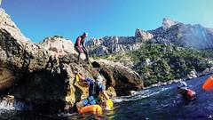 Swimrun Oeil de Verre Grotte Bleue octobre 201700099 (swimrun france) Tags: calanques provence swimming swimrun trailrunning training entrainement france