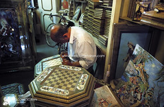 Esfahan (welcometoiran) Tags: iran persia iranian persian middleeast neareast artist bazaar chess crafts decoration esfahan grandbazaar handicrafts inlay male man marketplaces markets men people iranians persians person persons souk table working arts welcometoirantours welcometoiran welcome wood ir irantravelagency irantours islamic islam isfahan