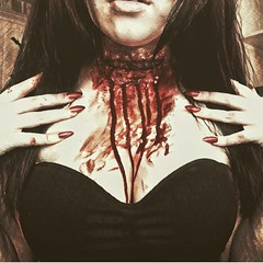 Cool Makeup Idea for Halloween  Makeup by @fabthemunstermakeup (ineedhalloweenideas) Tags: ineedhalloweenideas halloween makeup make up ideas for 2017 happy night before christmas october 31 autumn fall spooky body paint art creepy scary pumpkin boo artist goth gothic