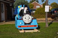 DSC_2017 Thomas the Tank engine (PeaTJay) Tags: nikond750 reading lowerearley berkshire macro micro closeups gardens outdoors