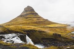 Kirkjufell (rachlaur) Tags: travel waterfalls nature iceland olafsvik kirkjufell