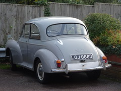 1966 Morris Minor 1000 (Neil's classics) Tags: vehicle 1966 morris minor car