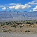 Death Valley & Cottonwood Mountains & alluvial fans (bajada) (Death Valley National Park, California, USA)