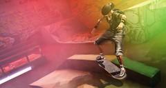 #265 (Neo Concept) Tags: second life secondlife sl skateboard skating notsobad vale koer skatepark hotwaterbottle