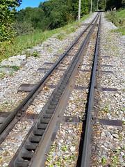 Wilderswil scenes 136 (SierraSunrise) Tags: europe switzerland wilderswil rr railway tracks