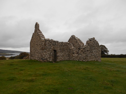 Hen Capel Lligwy, Anglesey. The chapel.