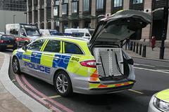 BX66 HJO (Emergency_Vehicles) Tags: bx66hjo metropolitan police bhg