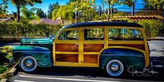1946 Ford Woody (Jeffrey Balfus (thx for 3 Million views)) Tags: 1946 ford sel2470f28gm sonya9mirrorless sonyfe282470gm sonyilce9 sonyalpha stationwagon fullframe woody saratoga california unitedstates us sony a9 mirrorless thegalaxy