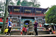 IMG_3297 (JuhaOnTheRoad) Tags: qingchengshan mtqingcheng sichuan china mountain temple earthasia