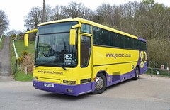 Coach Travel G9 COA (tubemad) Tags: coach travel gocoach plaxton premiere volvo b10m g9coa cobham spring rally