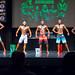 Novice Men's Physique - 4th Hardik Patel, 2nd Michael Lee, 1st Iqbal Johal, 3rd Jason Peng, 5th Thomas Schrapff