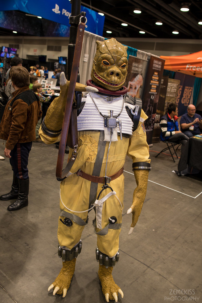 The World S Best Photos Of Bossk And Cosplay Flickr Hive Mind