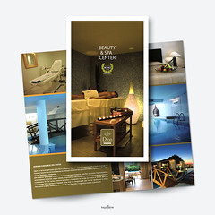 dion_brochure (locolime creations) Tags: design designer graphics creation creative creator advertising adv promotion promo hotels beauty spa brochure
