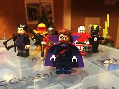 The Monocle (Lord Allo) Tags: lego dc killer elite deadshot merlyn monocle deadline chiller bolt