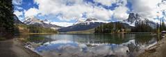 Emerald Lake (Dimitri.Bernard) Tags: reflection