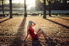 Dynamic Range Challenge (Andreas-Joachim Lins Photography) Tags: beautiful beauty blonde cute fashion female girl glamour hannover mode outdoor portrait pretty sexy vogue woman young sonyfe55mmf18za sonnartfe1855 people e emount porträt gras park