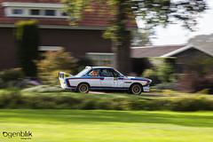 Hellendoorn rally 2018 (Ogenblik fotografie) Tags: race shot panning rally csl 30 bmw road car grass tree