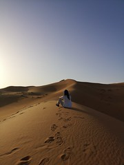 Merzouga desert #desert #love #travel #summer #morocco #marocco (agneseborsi) Tags: desert love travel summer morocco marocco