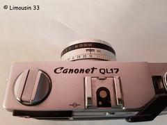 Achat du jour (Limousin 33) Tags: canon canonet canonetql17 ql17 ql