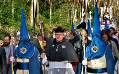 Spain: Granada, Semana Santa procession (Henk Binnendijk) Tags: granada semanasanta procession parade processie puntmutsen alhambra spain españa spanje andalucia andalucía andalusia religious easterparade easter holyweek
