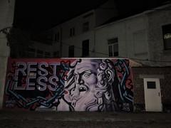 Kymo One / Kruisboogstraat - 3 okt 2018 (Ferdinand 'Ferre' Feys) Tags: gent ghent gand belgium belgique belgië streetart artdelarue graffitiart graffiti graff urbanart urbanarte arteurbano ferdinandfeys kymoone