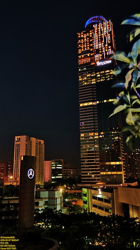 ..the highest skyscraper in the city..
