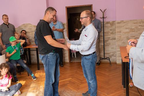 Grand Prix Spółdzielni Mieszkaniowej w Szachach Turniej VII-170