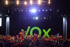 VOX VISTALEGRE - 7 OCTUBRE 2018 (VOX España) Tags: vox voxvistalegre abascal vistalegre palaciovistalegre santiagoabascal rociomonasterio javierortegasmith joséantonioortegalara españaviva
