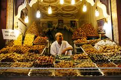desert desserts (rick.onorato) Tags: morocco desert arab berber north africa desserts pastry marrakech souk