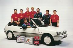 asb921 (Svenska Bordtennisförbundet) Tags: 1992 perssonjörgen östhglenn copyrightatsvsaarbrucken