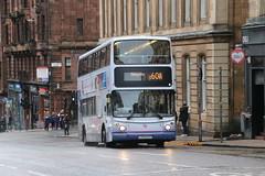 First Glasgow 33374 (LK53 EYT) (SelmerOrSelnec) Tags: firstglasgow transbus trident lk53eyt glasgow hopestreet centrewest bus