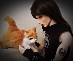 (claudine6677) Tags: bjd sd ball jointed doll asian dolls soom dia cat