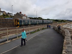 150249 at Penzance with 2C44, 0950 Plymouth to Penzance. (Conner Nolan) Tags: 150249 class150 penzance gwr greatwesternrailway