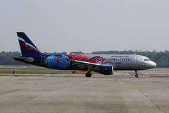 VP-BWE (FabioZ2) Tags: malpensa taxiway airbus a320200 specialcolor aeroflot