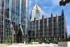 PPG Place (Can Pac Swire (away for a bit)) Tags: pittsburgh pennsylvania usa us america american unitedstates ppg place commercial real estate building office complex glass 2018aimg2602 architecture