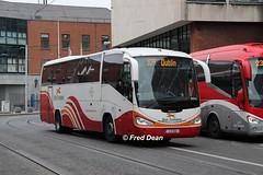Bus Eireann SC305 (12D1005). (Fred Dean Jnr) Tags: dublin september2018 buseireann busarus buseireannroute109 scania irizar century sc305 12d1005