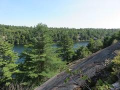 Lake of the Woods 2 (D. S. Hałas) Tags: halas hałas canada ontario sudburydistrict manitoulindistrict carlyletownship killarney killarneylakelandsandheadwatersprovincialpark lakeofthewoodstrail lakeofthewoods