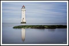 New Brighton Lighthouse, England.  #newbrighton #lighthouse #england #seascape (Paul_Dean) Tags: lighthouse newbrighton england seascape