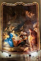 © patrickrancoule-2689 (Patrick RANCOULE) Tags: france limoux stmartin adoration mages tableau église