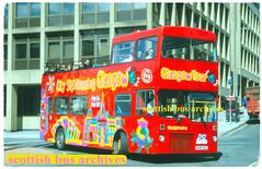 PRINGLE OF BEARSDEN A949SUL (SCOTTISH BUS ARCHIVES) Tags: pringleofbearsden a949sul m949 londontransport mcwmetrobus londongeneral citysightseeingglasgow