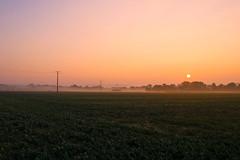Sonnenaufgang Diefflen (Nereus[GER]) Tags: canoneos80d 2470mm saarland saar smerlot nereusger