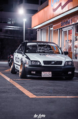 CHILL NIGHT (Serch Low Society) Tags: volvo stance toyota toyotatercel nightshoot night simplyclean slammedenuff slammed slstudios static volvos40 volvostance stancenation dropped dominicanrepublic dominicanphotographers dominican dapper fitmen hellaflush jdm jdmcars jdmstance camber cambergang canibeat negativecamber mystery