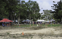 "Cairns Crocs Lake Tinaroo Triathlon-Swim Leg • <a style=""font-size:0.8em;"" href=""http://www.flickr.com/photos/146187037@N03/44678636515/"" target=""_blank"">View on Flickr</a>"