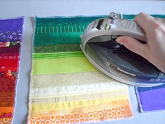 Another Rainbow Project5 Oct 2018 (eppujensen) Tags: eppujensen 2018october business colors colours creativity design fabrics materials handmade sewing textiles rainbow green blue yellow orange red purple