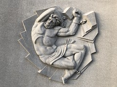 Bas relief, Taras Shevchenko Memorial, 22nd and P streets NW, Washington, D.C. (Paul McClure DC) Tags: washingtondc dupontcircle districtofcolumbia oct2018 historic architecture monument sculpture