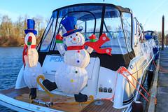 36 Island Retreat-6267 (Christmas Ships Parade) Tags: 2017 christmasshipsparade columbiariver december holiday portlandoregon ships willametteriver boat captain captains lights tradition portland oregon usa
