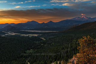 Dawn in Rocky Mountain National Park