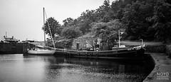 noyo-Crinan-2013-8941 (Noyo Photography) Tags: argyllandbute crinan scotland unitedkingdom water boats canal canalbasin dukeofnormandyii dukeofnormandy