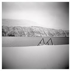 (2018) (phamnes) Tags: fjord norway winter epsonv600 aristaeduultra100 aristaedu blackandwhitefilm mediumformatfilm 120film plasticlens plasticcamera sunpet120 sunpet